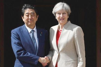 A Japón no le agrada el Brexit de May