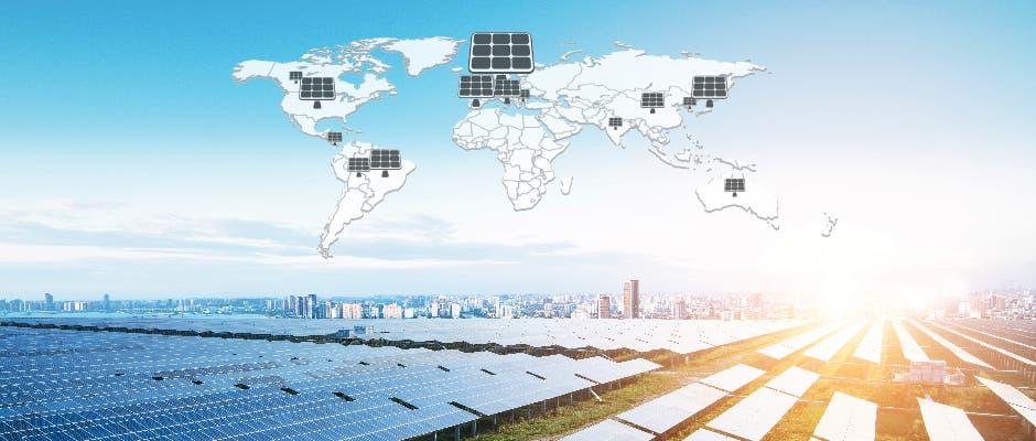 Energía solar se expande en el mundo