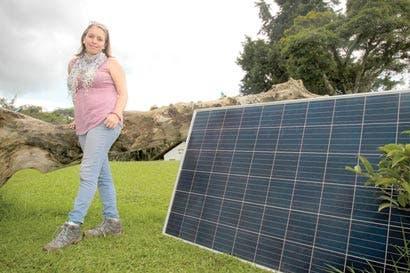 Inversión en energía solar crecería con proyecto de ley