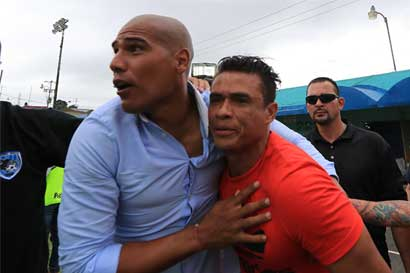 Douglas Sequeira y Wálter Centeno separan sus caminos