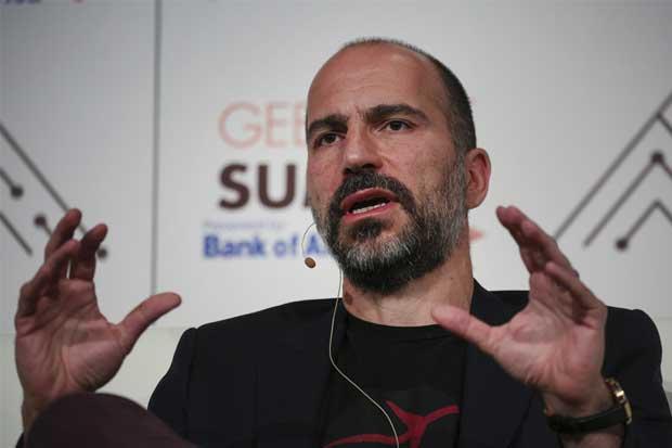 Uber tiene nuevo CEO