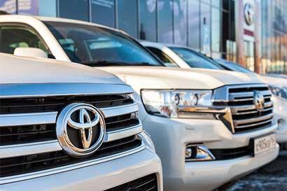 Toyota convoca a sus clientes para romper récord Guinness