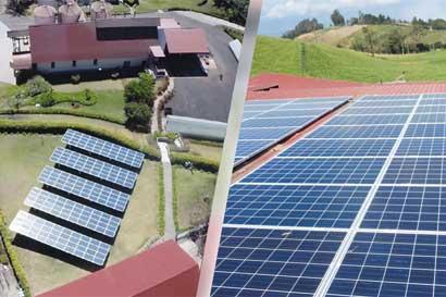Greenenergy inyecta energía verde al sector productivo