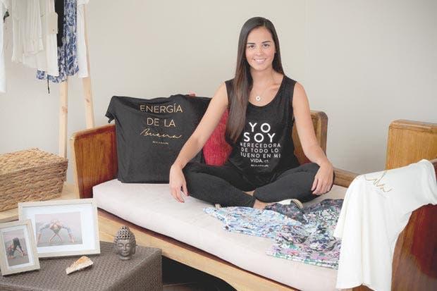 Diseñadora conecta el bienestar con su marca Sulara