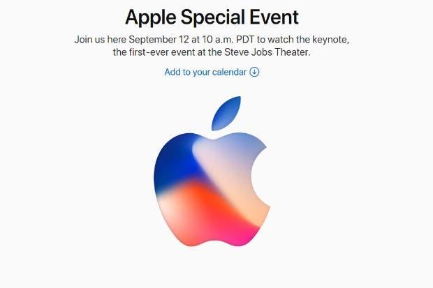 Apple presentará nuevo iPhone en menos de 15 días
