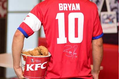 KFC tendrá promociones los días que juegue La Sele