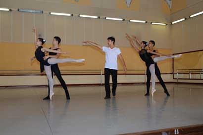 Ballet de Cuba impartirá talleres en el país