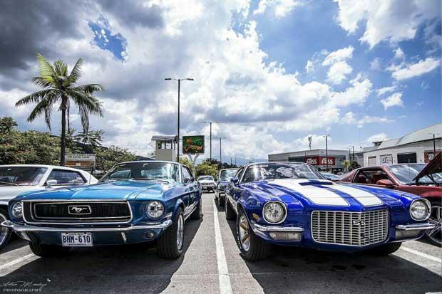Autos clásicos americanos se reunirán en exhibición este fin de semana