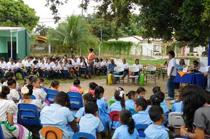 Donación de ¢50 millones fortalecerá escuelas de Guanacaste