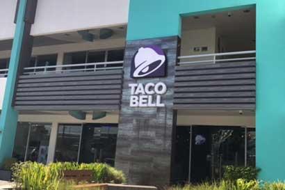 Taco Bell abrirá cinco restaurantes