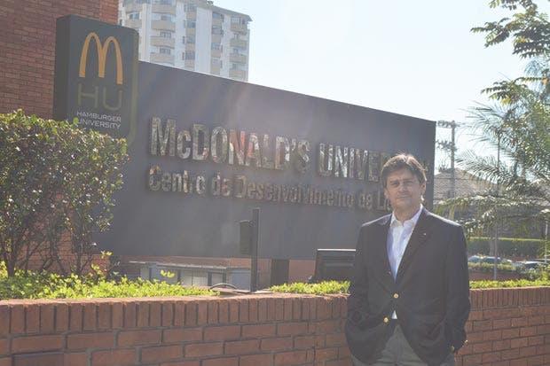 """CEO de Arcos Dorados: """"Para McDonald's, Costa Rica es un mercado más grande de lo que se imaginan"""""""