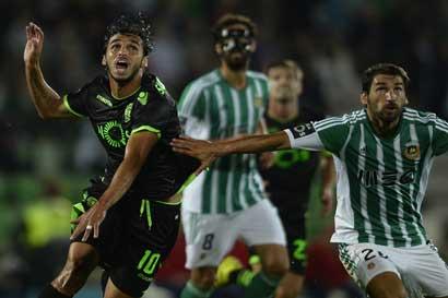 Bryan Ruiz no jugará Champions con el Sporting de Lisboa