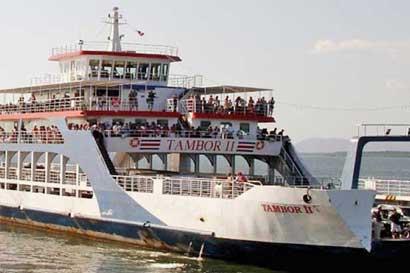 Ferry de Paquera volverá a operar desde mañana