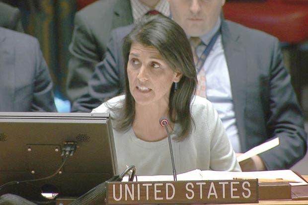 EE.UU. ante la ONU dice que Corea del Norte está rogando por una guerra