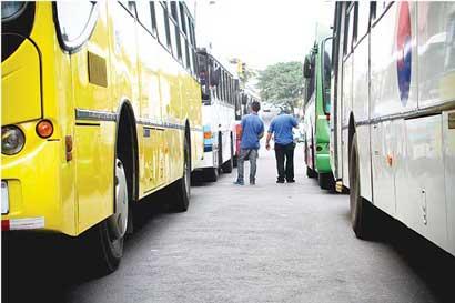 Buses ampliarán servicios por partido de La Sele contra México