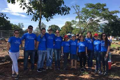 Fundación Facio & Cañas se unió a rearbolización de La Sabana
