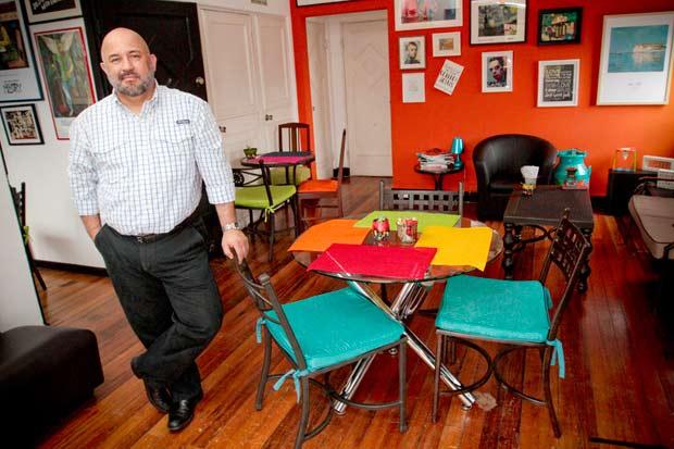 Espacio en barrio Escalante mezcla libros, café y arte