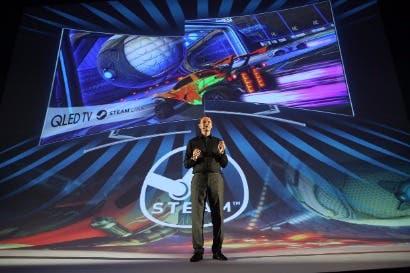 Samsung lanza nueva tecnología para que deportistas controlen su actividad