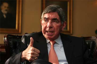 Óscar Arias deberá rendir cuentas por caso Crucitas