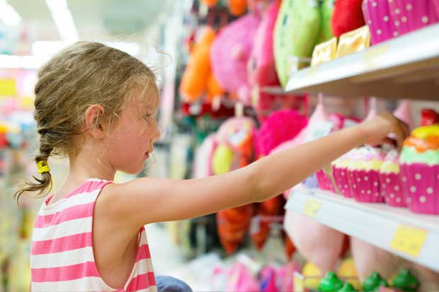 Ticos no gastarán más de ¢15 mil en regalo del Día del Niño