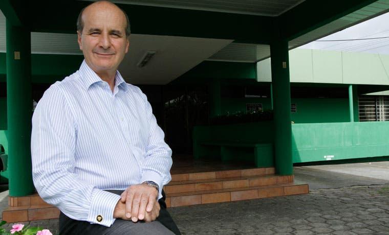 José María Figueres podría comparecer en investigación de cemento chino
