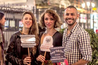 Festival premia a bailarines ticos con capacitación en México