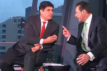 Ciudadanos podrán asistir a conversatorio con candidatos presidenciales