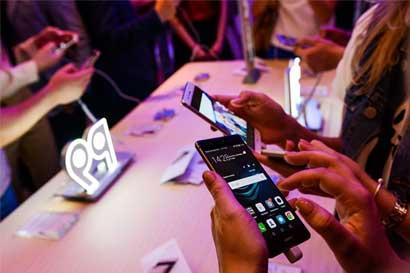 Huawei supera a Apple en ventas de smartphones