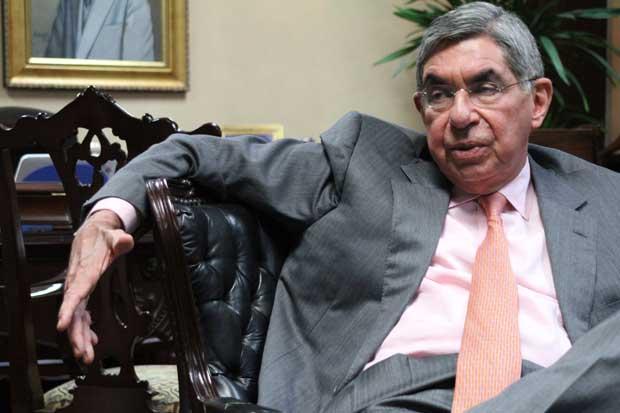 Procuraduría no acusa formalmente a Óscar Arias por caso Crucitas