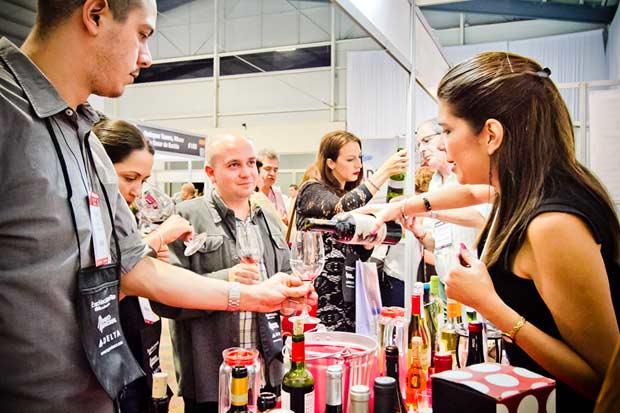 Expo Vino celebra su sexta edición en Pedregal