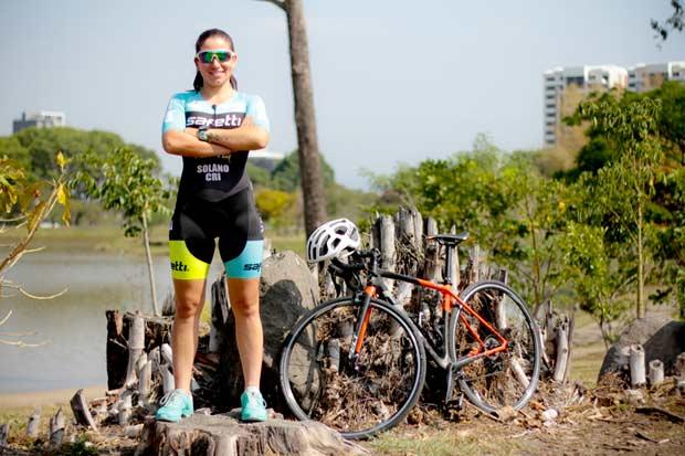 Costarricense, quinta del mundo en Ironman, disputará el Mundial