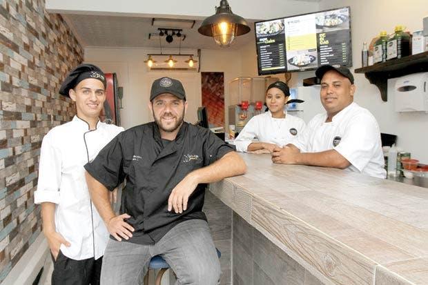 Fish & Chips le pone un toque gourmet al Street Food
