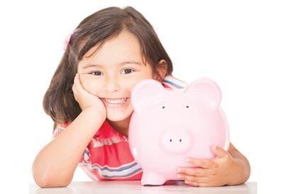 El mejor regalo para sus hijos es enseñarles a ahorrar