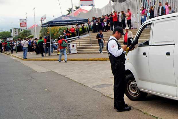 Multas por mal estacionamiento se triplicaron en agosto