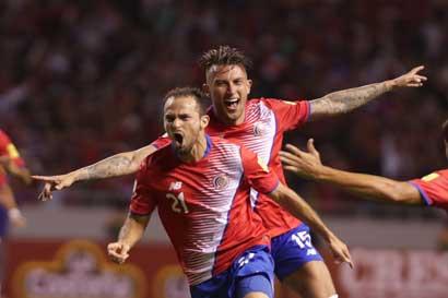 Entradas para juego Costa Rica-Honduras a la venta el 23 de setiembre
