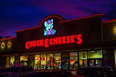 Chuck E. Cheese's abrió reclutamiento para su primera apertura
