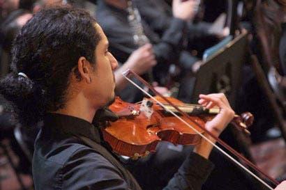 Orquesta Sinfónica Nacional llevará su música a 3 mil estudiantes