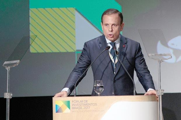 Alcalde de Sao Paulo apoyaría venta de Petrobras si es presidente