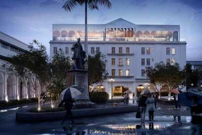 Quinto piso del Gran Hotel Costa Rica ya tiene diseño definitivo