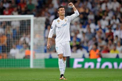 Cristiano Ronaldo se desquita en Champions ante el Apoel