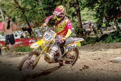 Campeonato de motocross vaticina tricampeón
