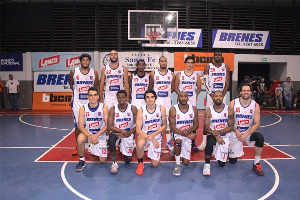 Ferretería Brenes se retira del baloncesto nacional