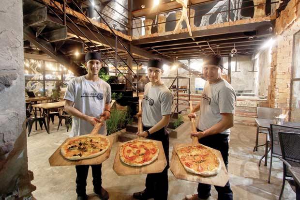 Emprendedor innova con sabor traído desde Italia