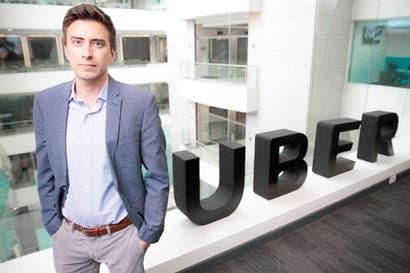 Uber se niega a salir y repartirá comida exprés