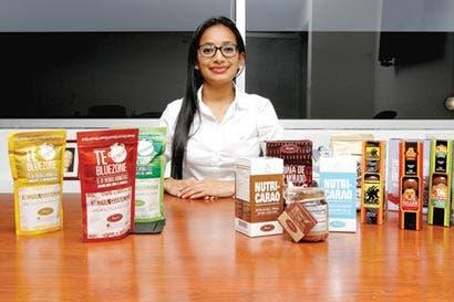 Microempresa produce alimentos que alargan la vida