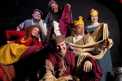 """""""El gigante, el sastre y el rey"""" se presentará hoy en el teatro del Cenac"""