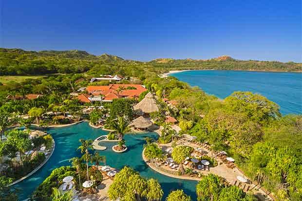 Westin Playa Conchal recibió galardón como mejor resort del país