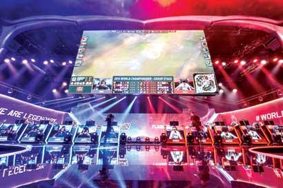 Videojuegos no violentos podrían ser deporte olímpico