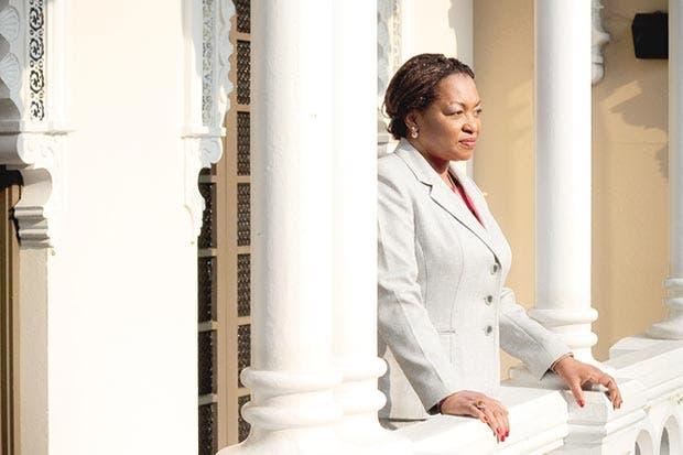 """Maureen Clarke: """"Hay sectores interesados en afectar investigación del BCR"""""""