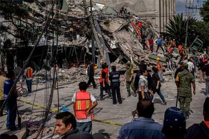 Costa Rica ofrece ayuda humanitaria a México por terremoto